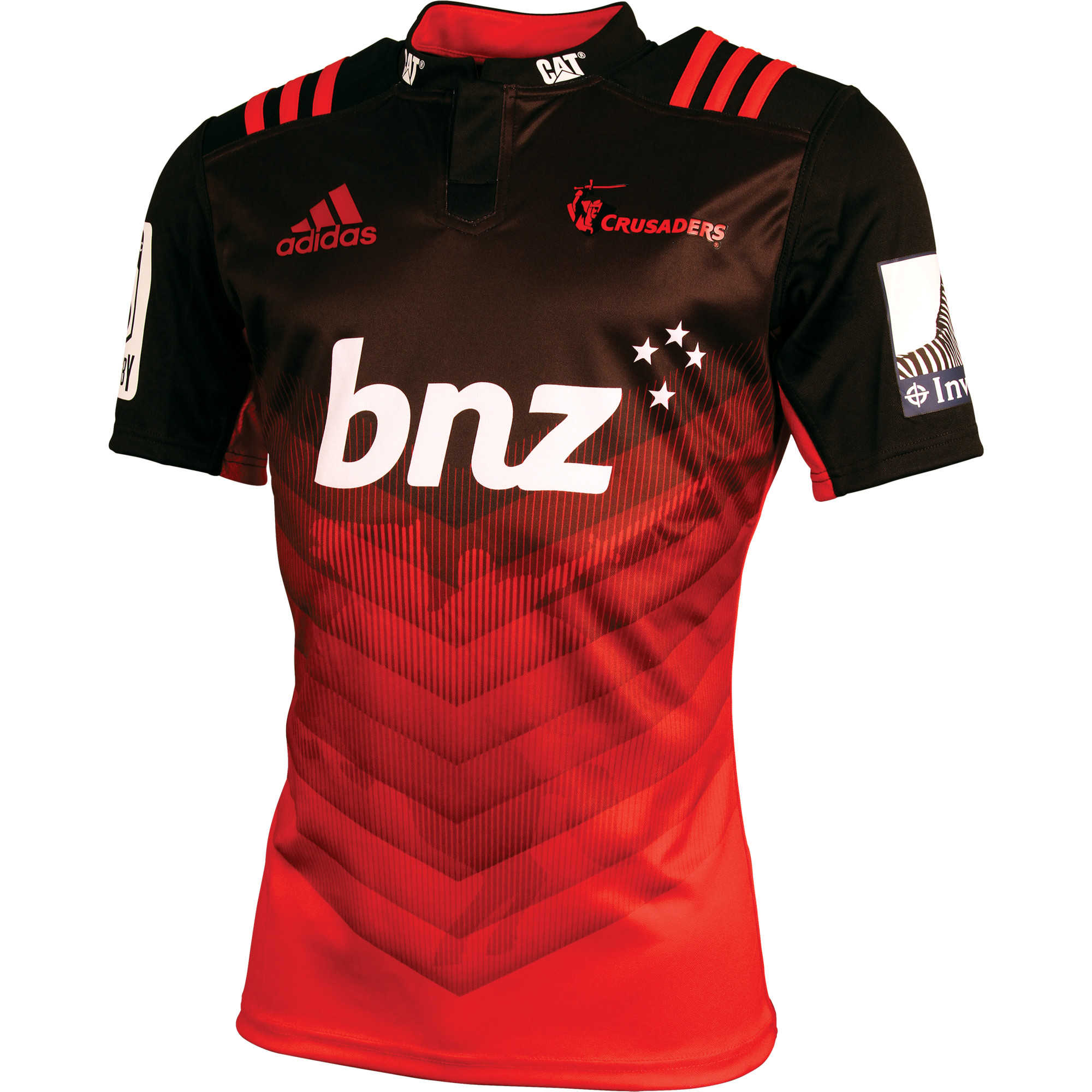 crusaders 2016 home rugby jersey